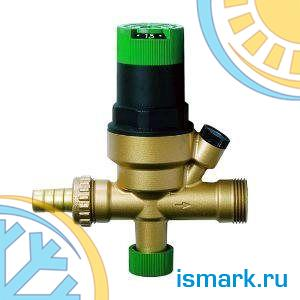 "Honeywell VF06-1/2B Клапан наполнения системы 1/2"" НР-ВР, разъемное соединение"